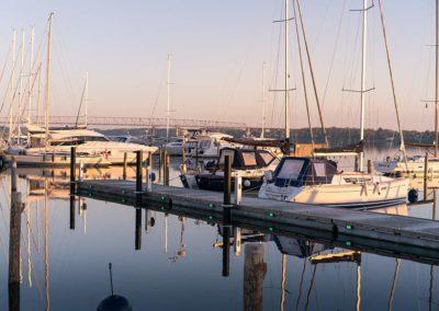 NyHavn 2 Middelfart - en rolig morgen med fantastisk udsigt